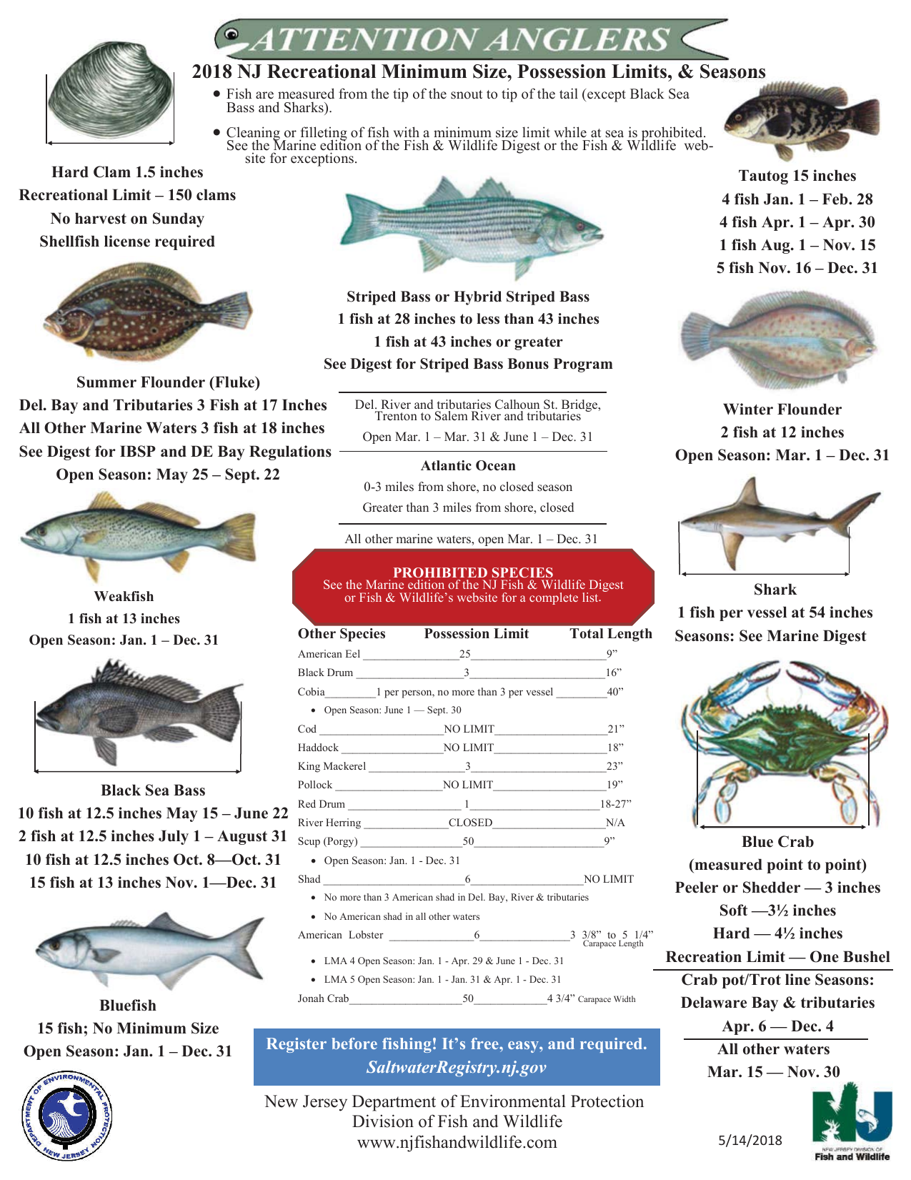 Ny fishing regulations the best fish 2018 for Nys freshwater fishing license